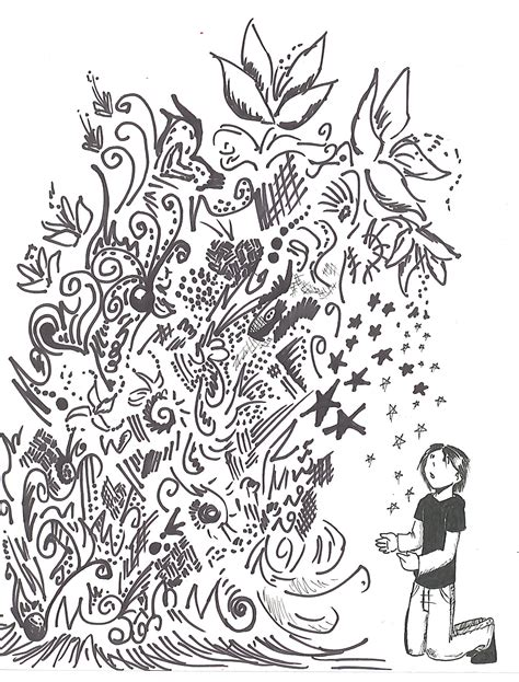doodle plants the doodle plant by whatica7 on deviantart
