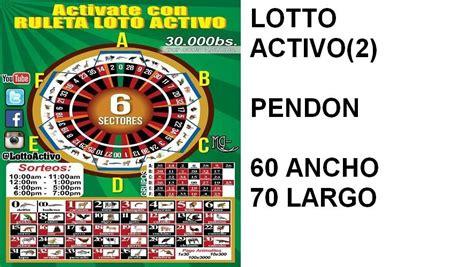 imagenes lotto activo grupo lotto activo publicidad animalitos ruleta activa bs 16