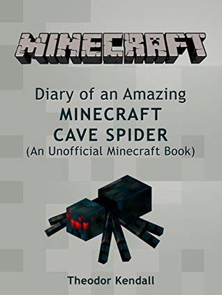 diary of a minecraft enderman trilogy unofficial minecraft books for nerds adventure fan fiction diary series books minecraft diary of an amazing minecraft cave spider an