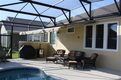 retractable awnings orlando retractable awnings in orlando shade privacy products