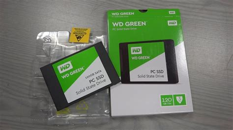 Wdc Ssd Green 240gb Berkualitas ssd wd green sata iii 120gb