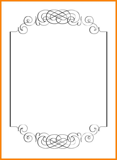 Invitation Blank Template 4 invitation templates blank grocery clerk