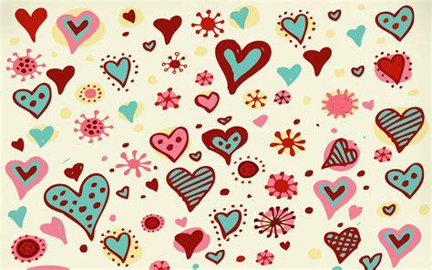 dibujos infantiles wallpaper dibujos infantiles corazones de colores wallpapers