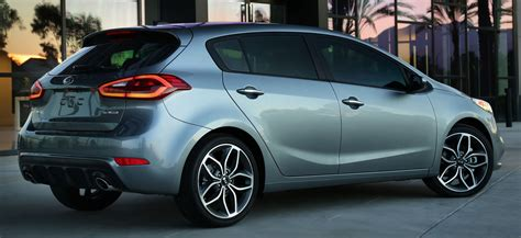 Where Is Kia Forte Made All New Kia Forte 5 Door Hatchback Makes World Debut At
