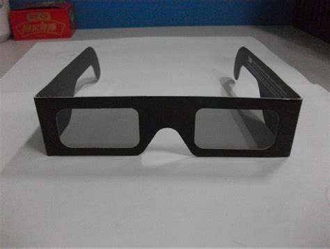 How To Make Paper Glasses - how to make 3d glasses with paper 28 images how to