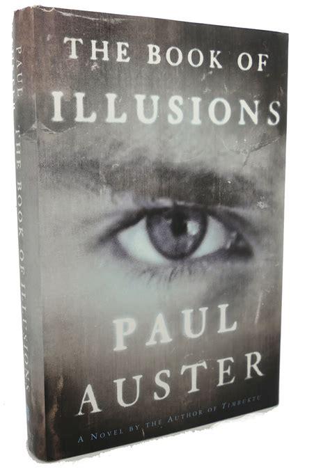 the book of illusions the book of illusions a novel