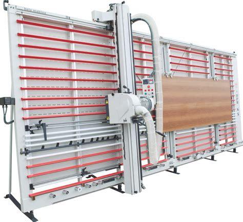 semi automatic vertical panel  machine leda machinery