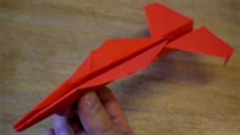 How To Make Paper Look Fast - secret paper aeroplanes how to make splendid paper airplanes