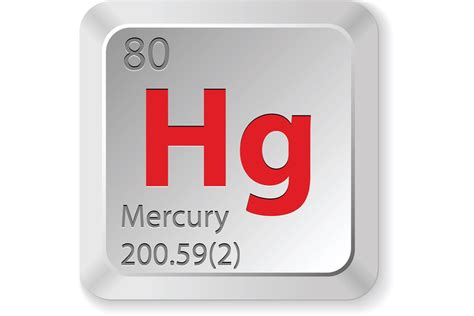 Hg On Periodic Table by Facts About Mercury Hg