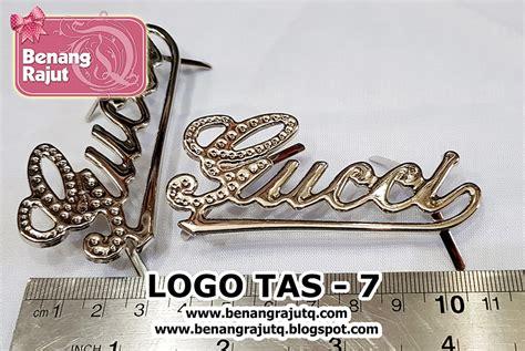 Aksesoris Tas Dan Rajutan aksesoris tas dan rajutan logo tas 7 gucci