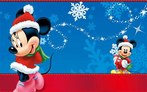 wallpaper christmas mickey mouse mickey mouse and minnie mouse hd cartoons wallpapers