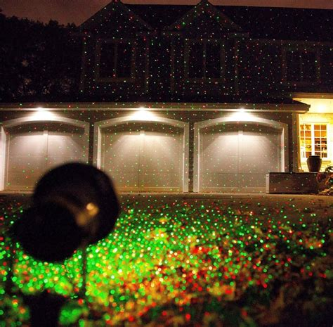 outdoor holiday laser light show outdoor laser light christmas decoration outdoor laser