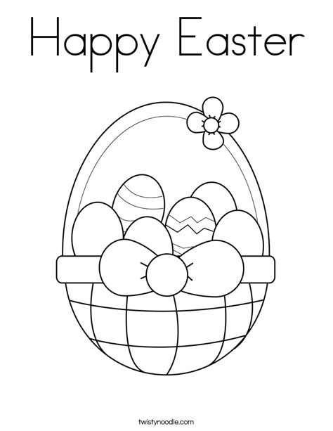 easter coloring pages for grade happy easter coloring page twisty noodle