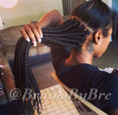 what color box braids should i get large box braids braids for black women
