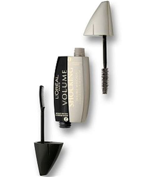 Mascara L Oreal Volume Shocking 10 mascaras compar 233 s quot volume shocking quot de l or 233 al