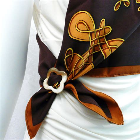 Comiing Soon Hermes vinci hermes with anneau de luxe horn scarf ring carre de up carre de hermes