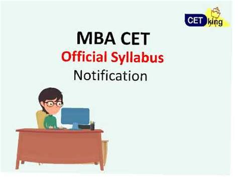 Ip Cet Syllabus For Mba by Mba Cet 2018 Official Syllabus And Marking Scheme