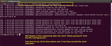 grep exles pattern file my blog