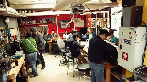 the makerspace has a home makerspace urbana