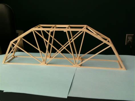 wooden bridge designs bridges bridges made out of balsa wood