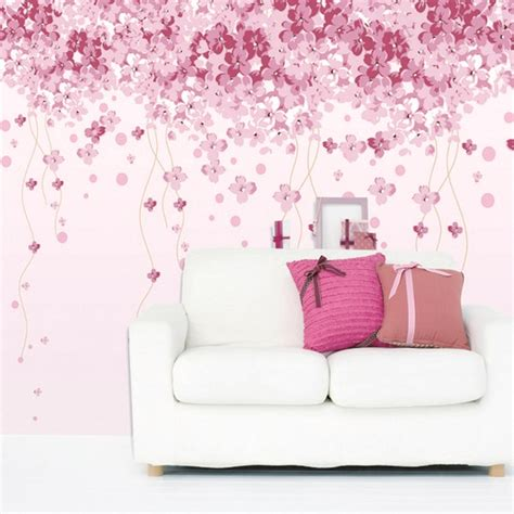 wallpaper ruang tamu wallpaper dinding 3d home design idea