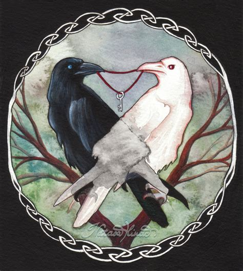 huginn and muninn tattoo huginn and muninn ravens of knowledge norse pantheon