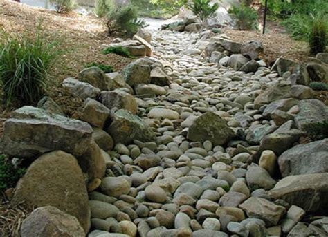 river bed dry riverbed on pinterest rivers landscaping and bed