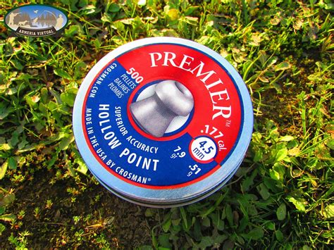 Premier Hollow Point 4 5 Mm crosman premier hollow point 4 5 mm armeriavirtual