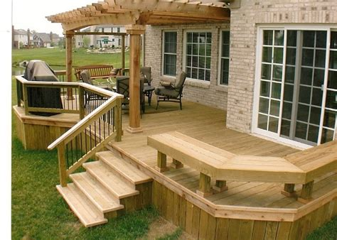 time to get outside projects for your home home