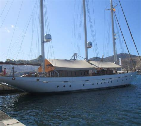 yacht xarifa xarifa yacht charter details samuel white charterworld