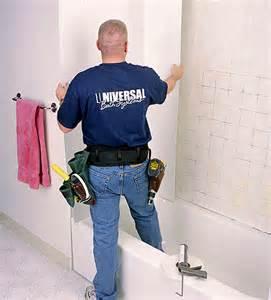 How To Install A Shower In An Existing Bathtub Bathtub Wall Panels 187 Bathroom Design Ideas