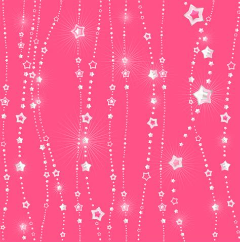 pink wallpaper eps pink background with stars decor vector vector