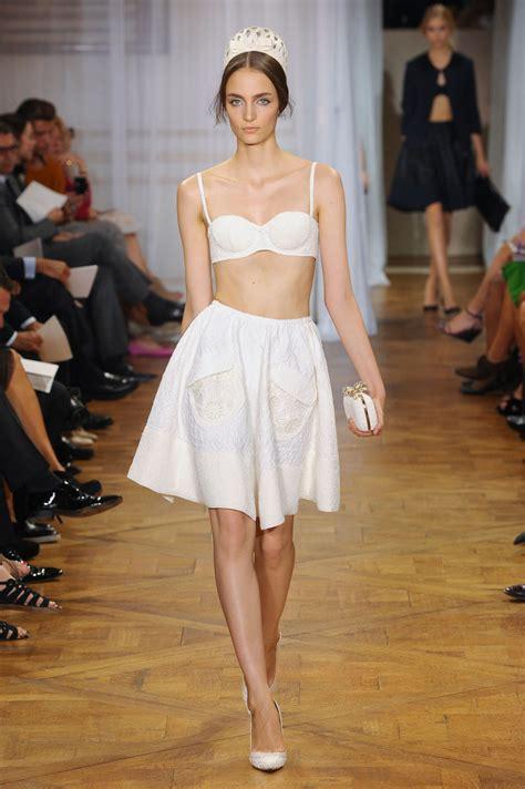 Style Ricci Fabsugar Want Need by Ricci At Fashion Week 2012 Livingly