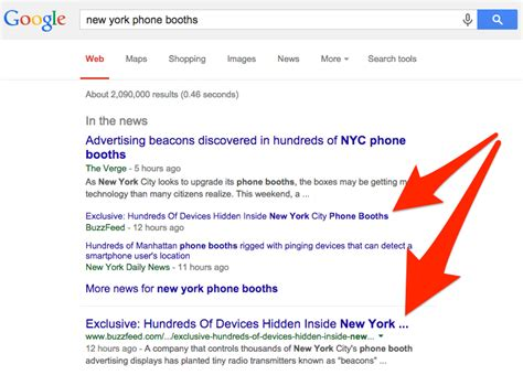 Nyc Address Lookup How A Mistake That Killed Buzzfeed S Traffic Turned