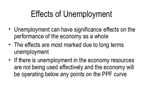 unemployment effect on gdp inflation and unemployment