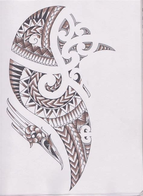 tribal water tattoo ink pin water maori dolphin jpg