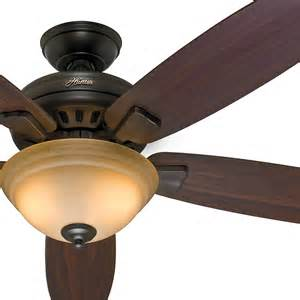 Ceiling Fan With Remote And Light 54 Inch Premier New Bronze Finish Ceiling Fan With