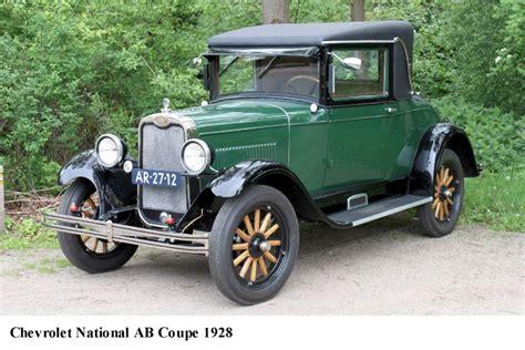 ab chevrolet chevrolet 1928 national ab coupe de hav