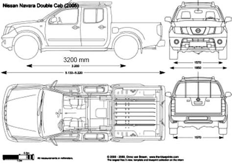 nissan frontier bed length nissan navara dimensions bed roole