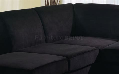 black microfiber sofa and loveseat sectional sofa design wonderful black microfiber