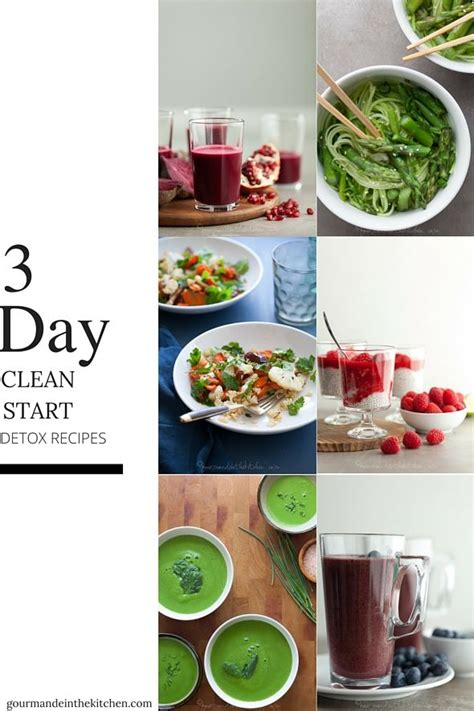 Is Detox Real by 3 Day Clean Start Real Food Detox Chang E 3 New Year S