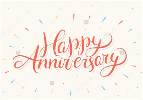happy work anniversary card template 20 happy anniversary cards free psd vector ai eps