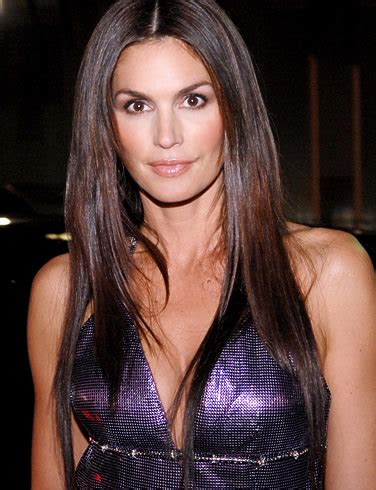 i don't want cindy crawford touching my face, and other