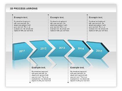 process arrows httpwwwpoweredtemplatecom