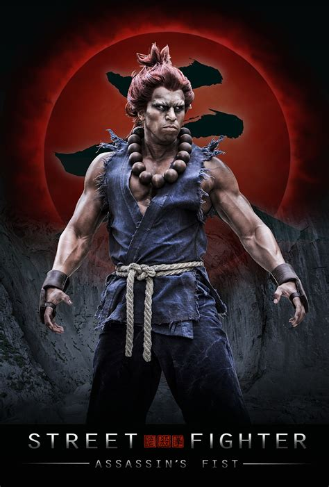 street fighter assassin s fist poster reveals akuma