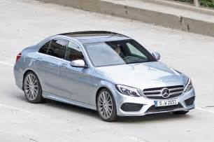 when will the 2015 mercedes 2015 mercedes c class spied gtspirit