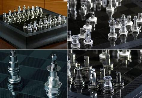 interesting chess sets 30 unique home chess sets