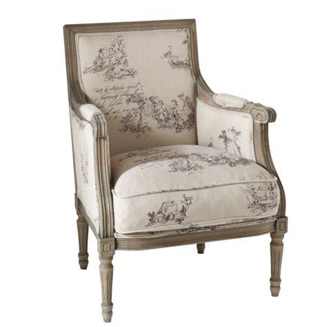 printed armchairs printed linen armchair casanova maisons du monde