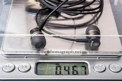 Baseus Lark Series El 01 In Ear Stereo Wired Original baseus lark el 01 review thephonograph net