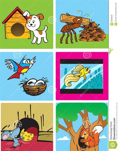 animal homes stock photo image 25506520